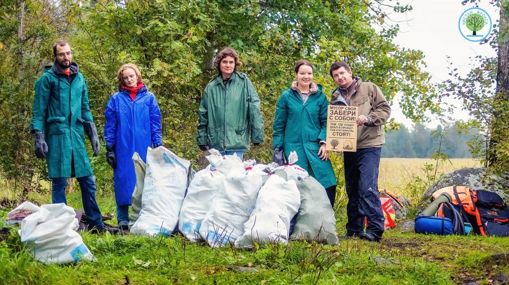 «Ростелеком» оказал поддержку волонтерскому движению «Чистая Вуокса» в Ленобласти
