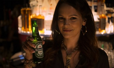 Heineken в Беларуси отчиталась за устойчивое развитие в виде стенд-апа (видео)