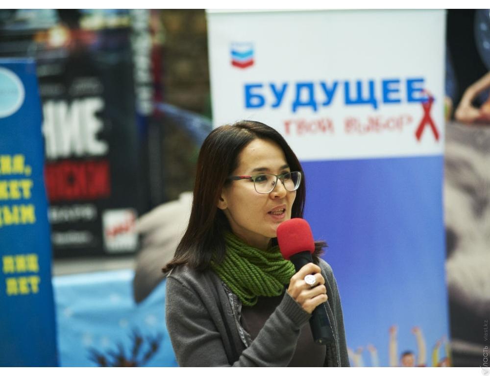 Лейла Айтмуханова