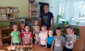 При поддержке ОМК дети Чусового открыли для себя волшебный мир керамики
