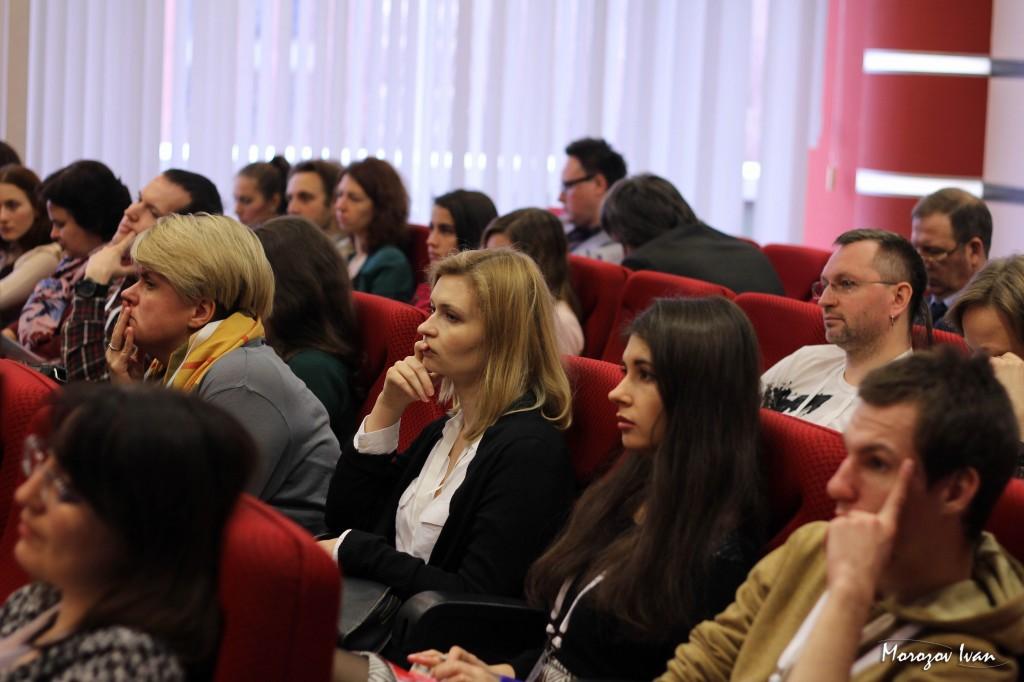 В Москве прошла первая конференция «PR в секторе B2B»