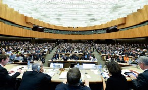 Парижское соглашение по климату вступает в силу
