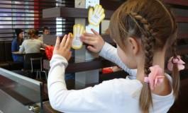 «Ладошка Счастья» от МакДональдз: помощь детям быть рядом с родными в больницах
