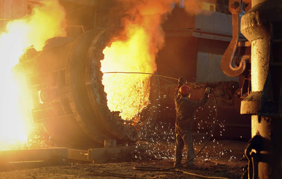 На Мариупольском металлургическом комбинате имени Ильича Группы Метинвест завершен капитальный ремонт конвертера №2