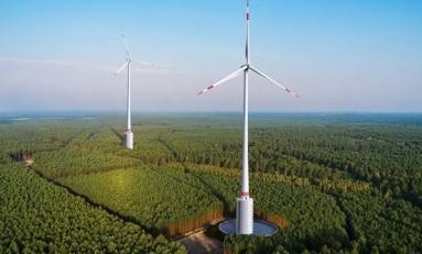 Первые в мире ветровые гидротурбины выработают энергию даже в безветренную погоду