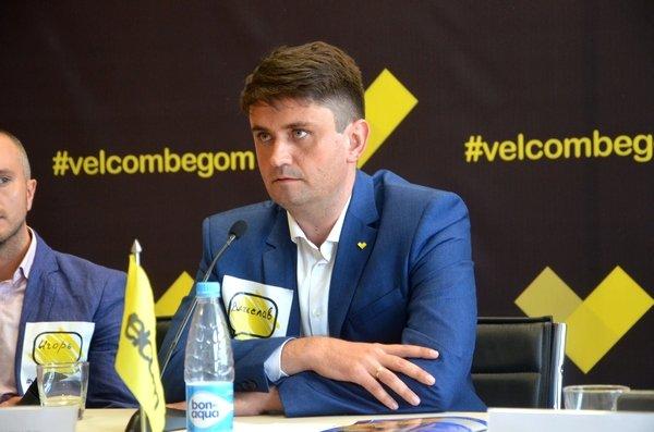 Вячеслав Смирнов, руководитель отдела корпоративных коммуникаций компании velcom