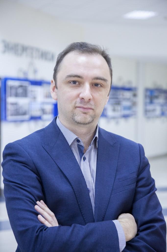 Александр Берензон, АО «Концерн Росэнергоатом»