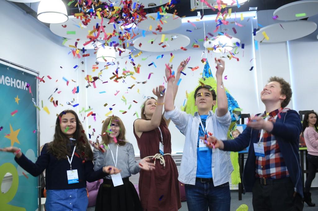 Фонд «Навстречу переменам» объявил победителей Всероссийского конкурса детских социальных проектов