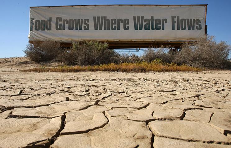 Калифорния готова бороться с изменением климата в одиночку