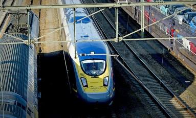 В Голландии поезда используют только энергию ветра