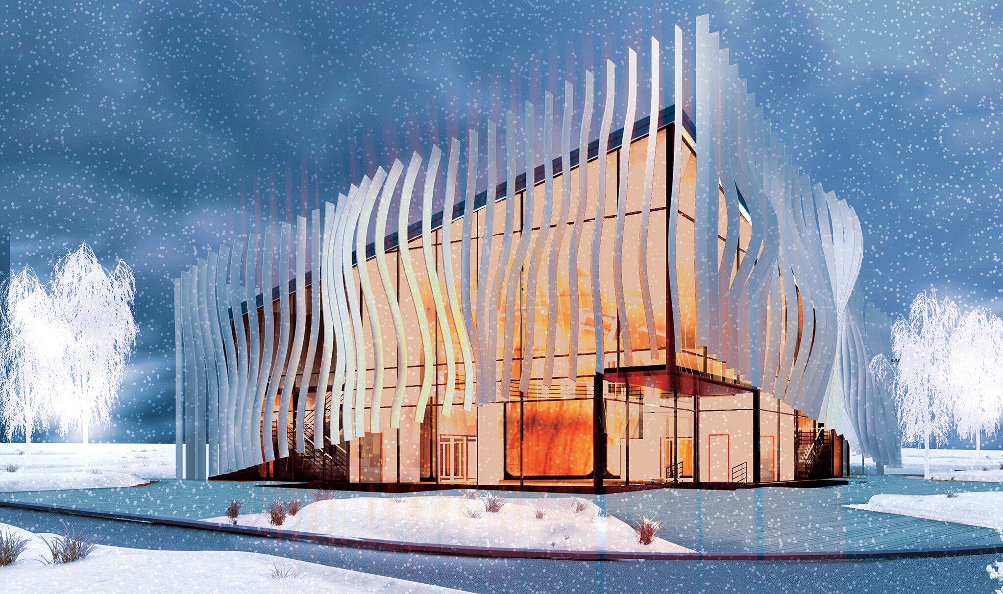 Проект Арт Центра