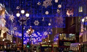 Все Рождество Шотландия жила на энергии ветра