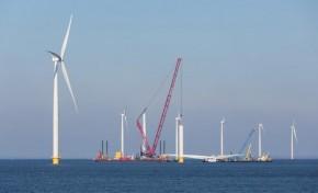 Крупные нефтяные компании обращают внимание на создание ветроэлектростанций