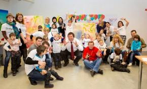 «Я ощущаю мир, и меня понимают» от Ашан Ритейл Украина