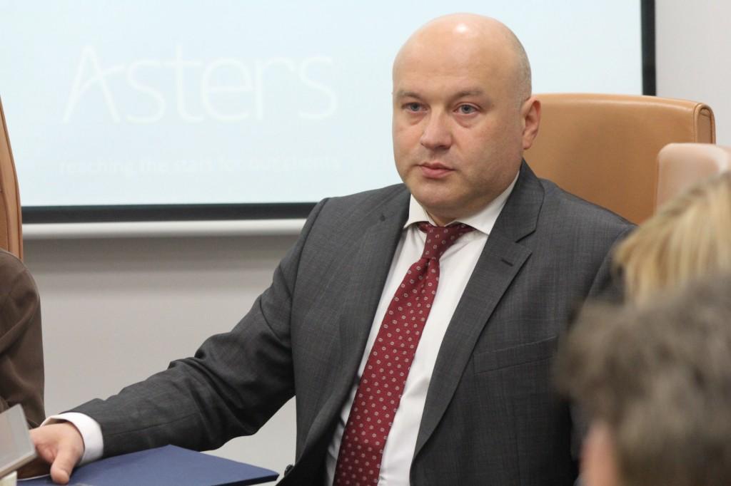 Судья Высшего Админсуда Украины в Юршколе Астерс