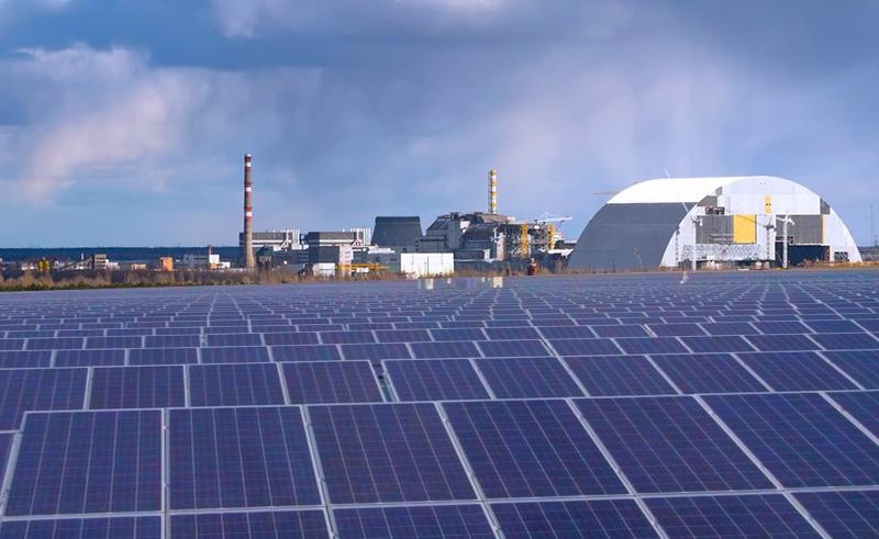 На строительство солнечной электростанции в Чернобыле подано 13 заявок от международных компаний