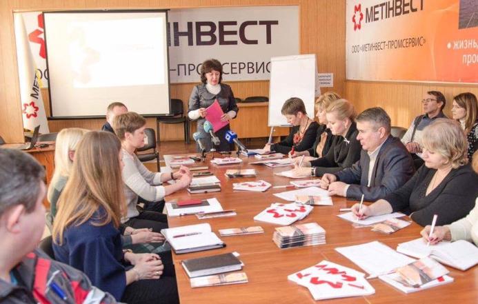 Метинвест-Промсервис договорился о сотрудничестве с Мариупольским центром занятости