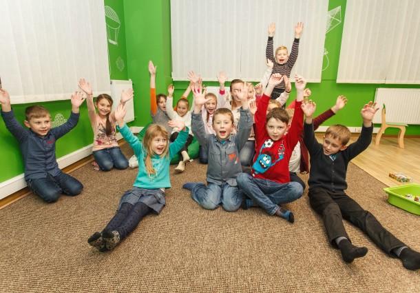 Детская комната «Грифончики» Концерна Галнафтогаз