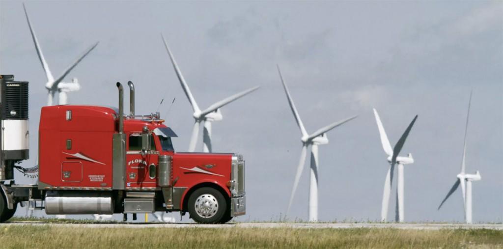 Ветряная энергетика бьет рекорды по мощности и числу рабочих мест