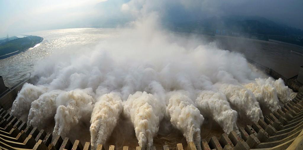 Энергия воды может обеспечить 33% текущей потребности в электричестве