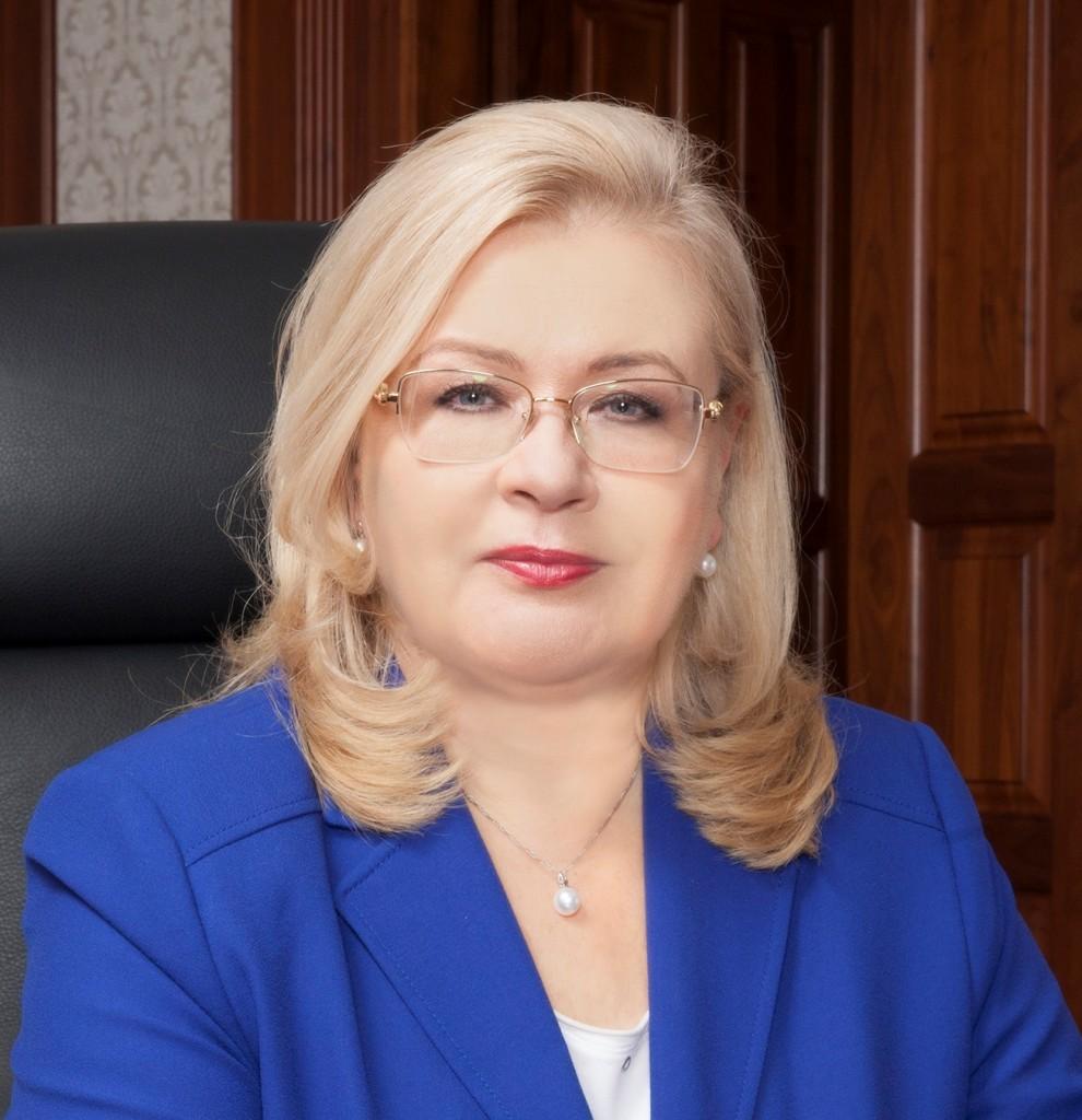 Л.М. Залимская - генеральный директор АО «Техснабэкспорт»