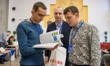 В Мариуполе украинские металлурги и горняки представили инновационные научные разработки