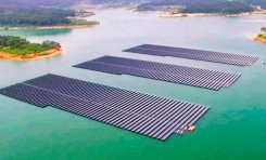 Рынок плавучих солнечных электростанций составит $2,7 млрд к 2025 году