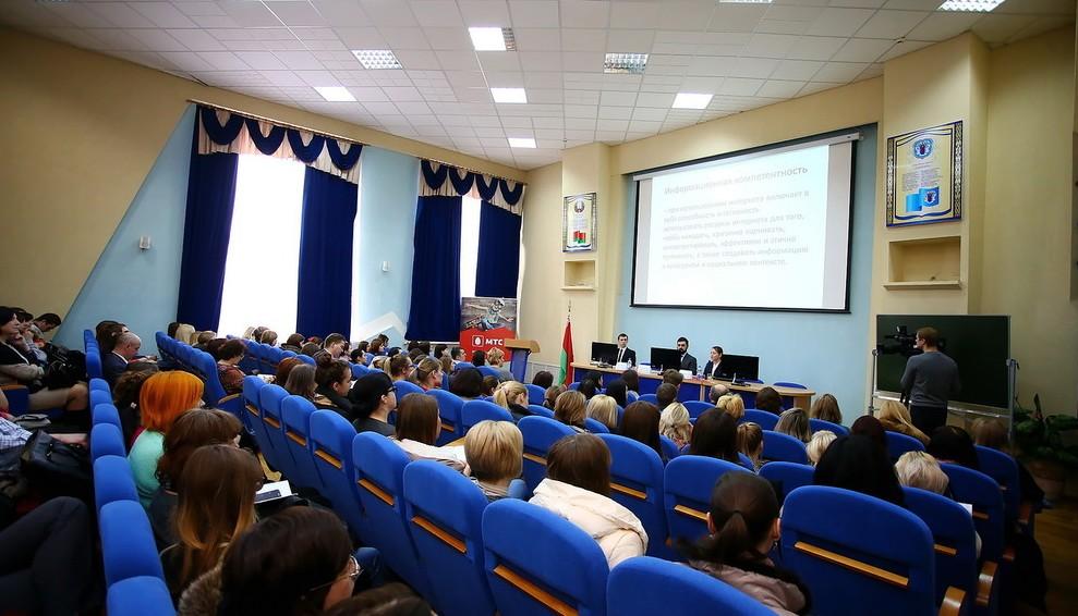 Социальный проект МТС по внедрению инноваций и технологий в образование