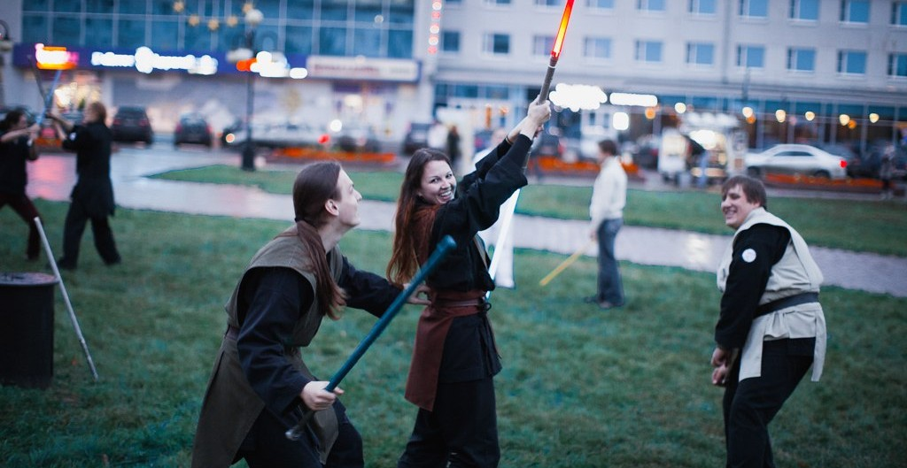 Фестиваль «Новые легенды Омска»