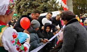 Метинвест восстановил Терновской парк в Кривом Роге за 1,6 млн грн