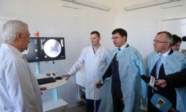 Старейшая больница Мариуполя становится новейшей