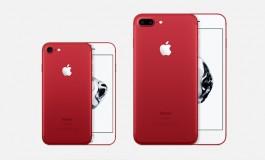«Покупайте (RED). Дарите жизнь» - Появление iPhone в новом цвете