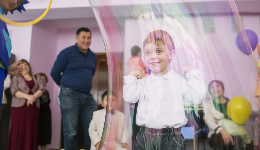Разные-равные: создание в Казахстане инклюзивного общества