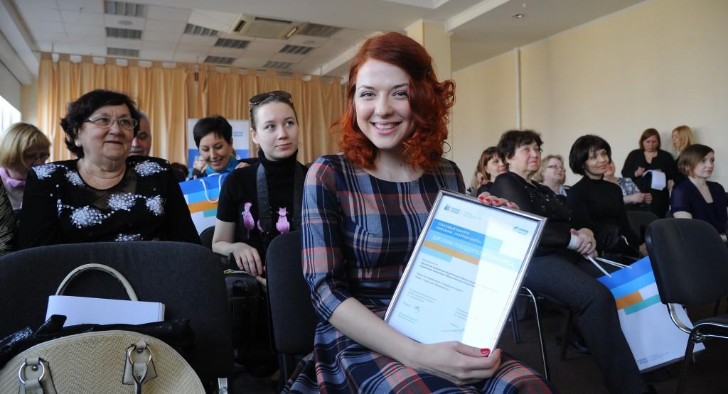 Награждение победителей грантового конкурса, Омск