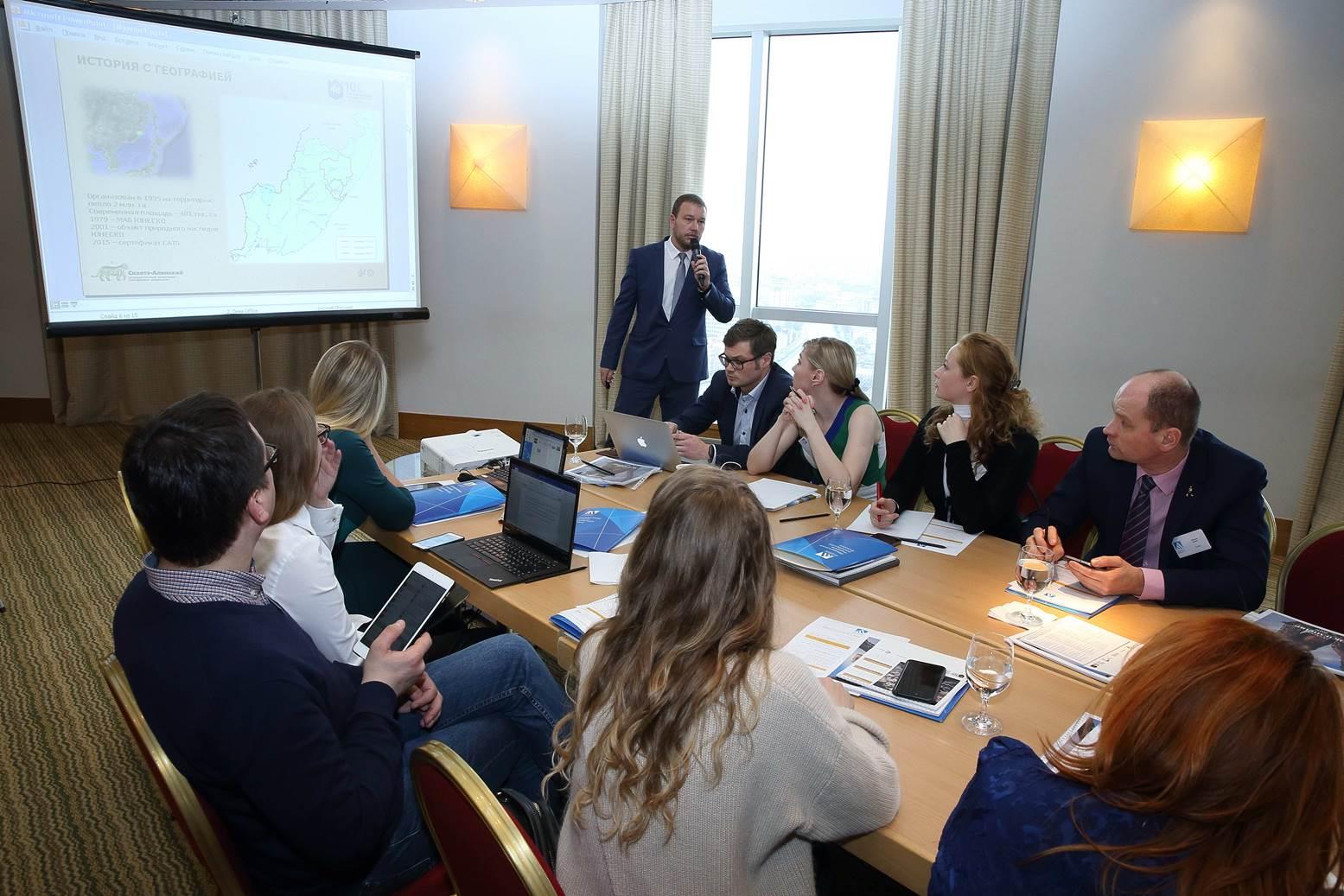 В Ассоциации менеджеров создан комитет по экологии и и защите окружающей среды
