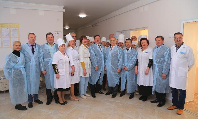 Ингулецкий ГОК обновил хирургическое отделение в больнице №17