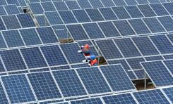 Солнечная энергетика позволит электрифицировать весь мир