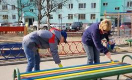 Компания Efes Rus помогает обустраивать город