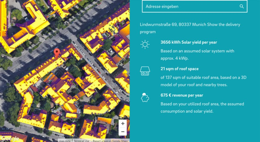 Google покроет солнечными панелями 7 миллионов домов Германии