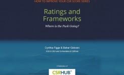 Новая электронная книга CSRHUB демонстрирует как раскрытие информации по вопросам устойчивости  влияет на рейтинги