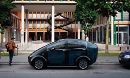 Немецкий электромобиль ссолнечными панелями представят 27июля