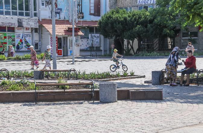 Северный ГОК вложил 4 млн грн в реконструкцию улиц Терновского района