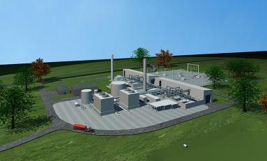 Подземную систему хранения ветровой энергии на сжатом воздухе построят в США