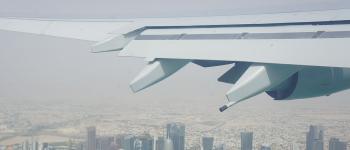 Глобальное потепление помешает самолетам летать