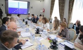 Фонд Тимченко представил свой годовой отчет публично