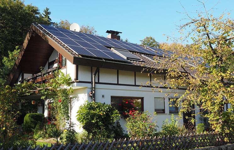 Все новые дома в Южном Майами оборудуют солнечными батареями