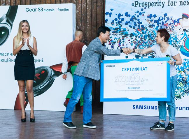 """""""Samsung. Надежда для детей"""": объявлены результаты социального проекта"""