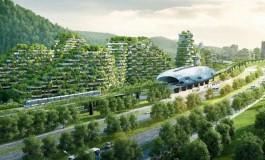 Китай построит 285 эко-городов