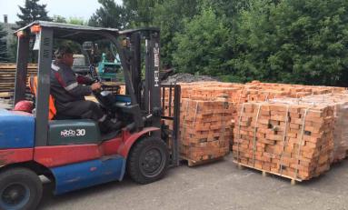 Авдеевский коксохим Группы Метинвест помогает заводчанам восстановить разрушенное жилье