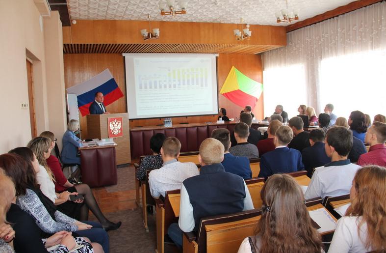 Урановый холдинг «АРМЗ» совместно с администрацией Краснокаменска организовали в городе традиционный День социального предпринимателя